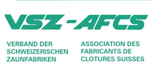 Logo Verband der Schweizerischen Zaunfabriken