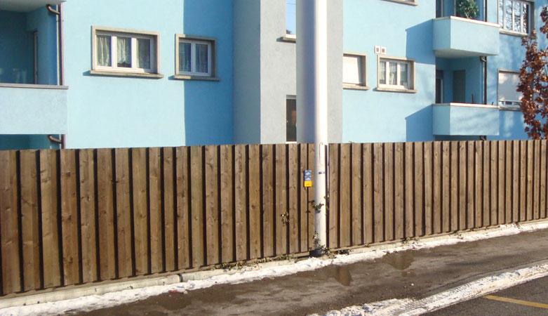 Beliebt Bevorzugt Sicht- und Lärmschutz – Pletscherzaun – Pletscher + Co. AG &XQ_56